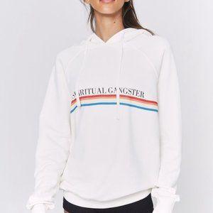 Spiritual Gangster Rainbow Hoodie Sweatshirt